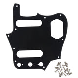 FLEOR Guitar Pickguard Scratch Plate for Jaguar Style Guitar Parts,13 Colors Available - iknmusic