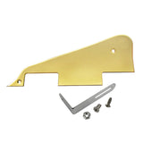 FLEOR LP Guitar Pickguard Scratch Plate with Metal Bracket for LP Style Guitar Accessories ,15 Colors Available - iknmusic