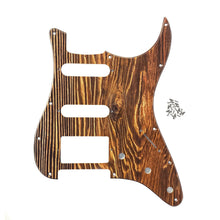 Load image into Gallery viewer, FLEOR Guitar HSS Pickguard Scratch Plate for Strat | iknmusic