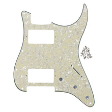 Load image into Gallery viewer, FLEOR 11 Hole Strat HH Pickguard Scratch Plate | iknmusic