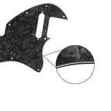 FLEOR Tele Thinline 69 Reissue RI Style Guitar Pickguard w/Screws for Tele Guitar Parts - iknmusic