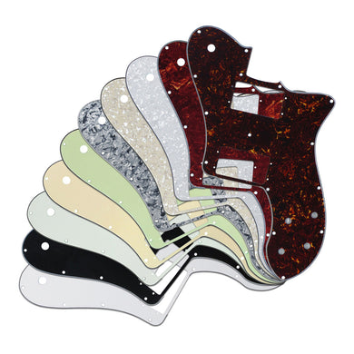 FLEOR Guitar Pickguard for 72 Tele Deluxe Reissue Guitar | iknmusic