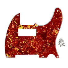 Load image into Gallery viewer, FLEOR Mini Humbucker Tele Pickguard with Screws | iknmusic