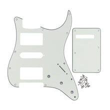 Load image into Gallery viewer, FLEOR HSH Stratocaster Pickguard & Backplate | iknmusic