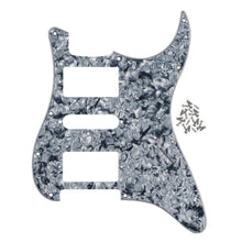 Load image into Gallery viewer, FLEOR 11 Hole Strat HSH Electric Guitar Pickguard | iknmusic