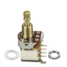 Load image into Gallery viewer, FLEOR Guitar Push-Push Potentiometer Switch Long Shaft | iknmusic