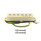 OriPure Single Coil Pickup Alnico 5 Electric Guitar Pickup for Strat,Sweet Sound - iknmusic