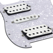 Load image into Gallery viewer, OriPure Alnico 5 Loaded Prewired Pickguard HSH for Strat | iknmusic