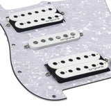 OriPure Alnico 5 Loaded Prewired Pickguard HSH for Strat | iknmusic