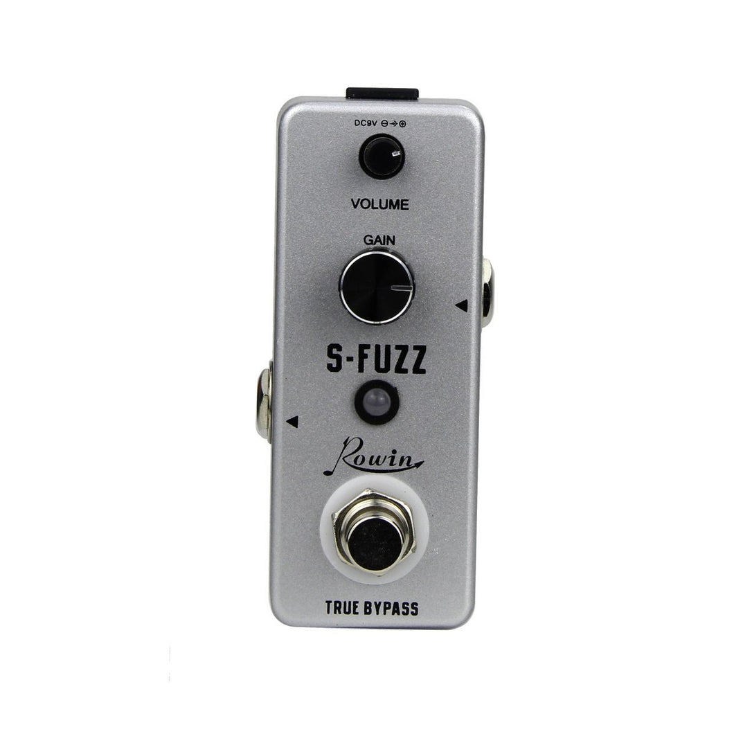 Rowin Fuzz Guitar Effect Pedal LEF-325