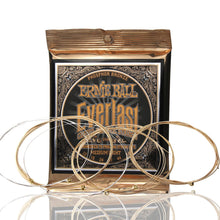 Load image into Gallery viewer, Ernie Ball Everlast Coated Phosphor Bronze Acoustic Guitar Strings Set PO2546 /PO2548 - iknmusic