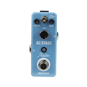 Rowin LEF-320 AC Stage Guitar Effect Pedal