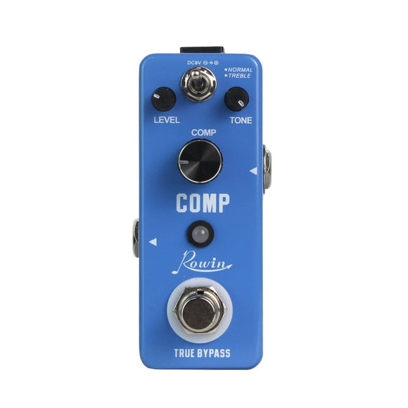 Rowin LEF-333 Comp Pedal Mini Effect