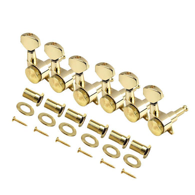 FLEOR Guitar Locking Tuners Machine Heads Tuning Pegs | iknmusic
