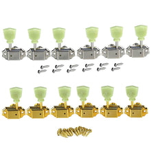Load image into Gallery viewer, FLEOR 3L3R Deluxe Guitar Tuning Machine Heads Tuning Pegs Keys for LP Guitar - iknmusic