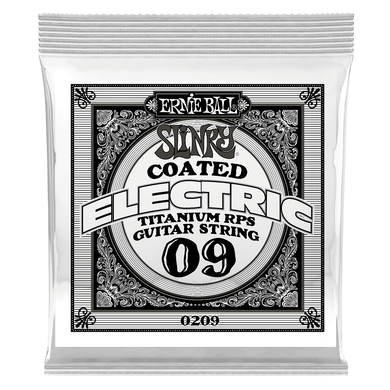 Ernie Ball Slinky Coated Guitar Strings .009 / .011/.016 | iknmusic