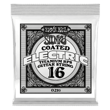 Load image into Gallery viewer, Ernie Ball Slinky Coated Guitar Strings .009 / .011/.016 | iknmusic