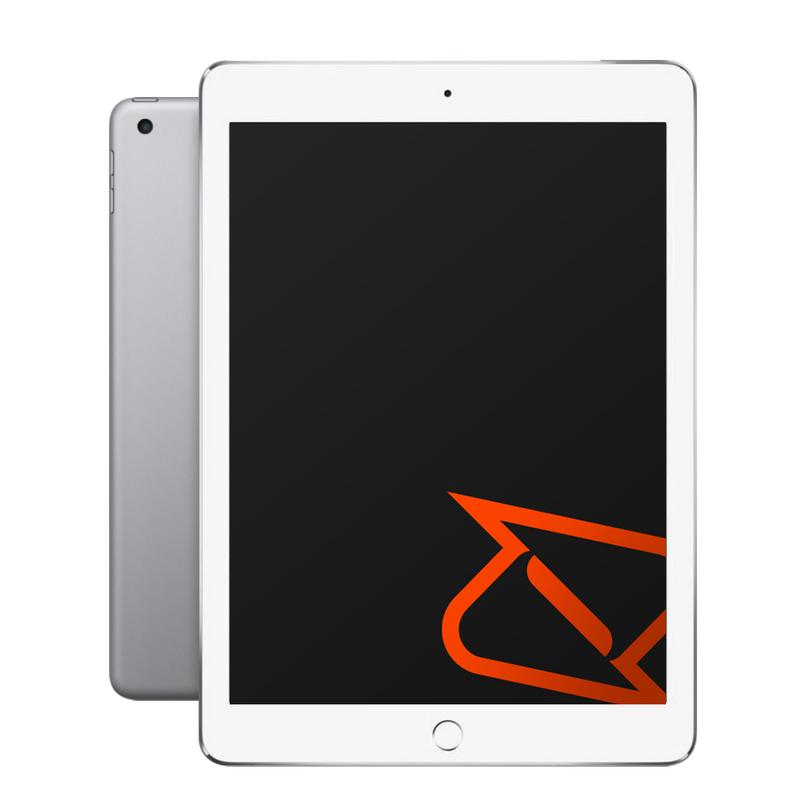 iPad 6 Space Silver Boost Mobile Refurbished iPad