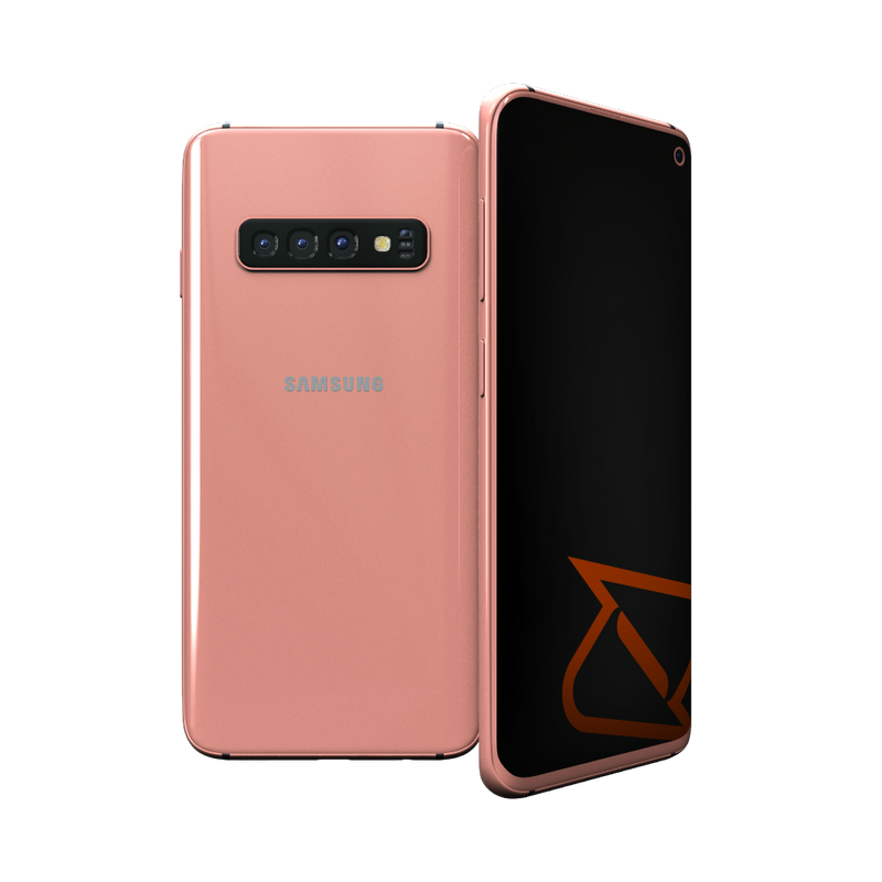 Samsung Galaxy S10 Pink Boost Mobile Refurbished Phone
