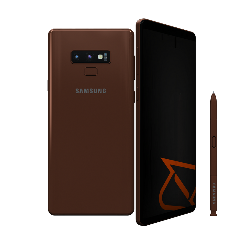 Samsung Galaxy Note 9 Copper Boost Mobile Refurbished Phone