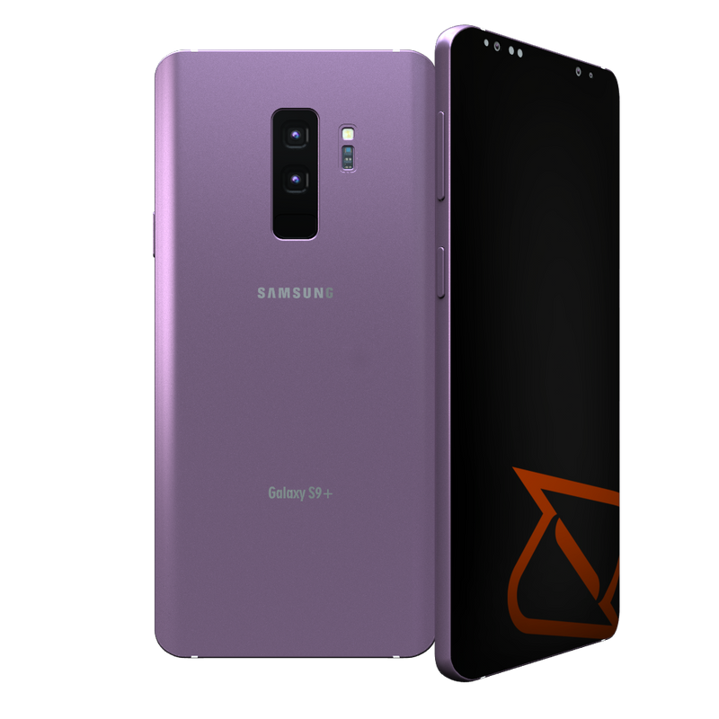 Samsung Galaxy S9 Plus Lilac Purple Boost Mobile Refurbished Phone