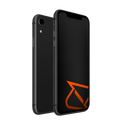 iPhone XR Black Boost Mobile Refurbished Phone