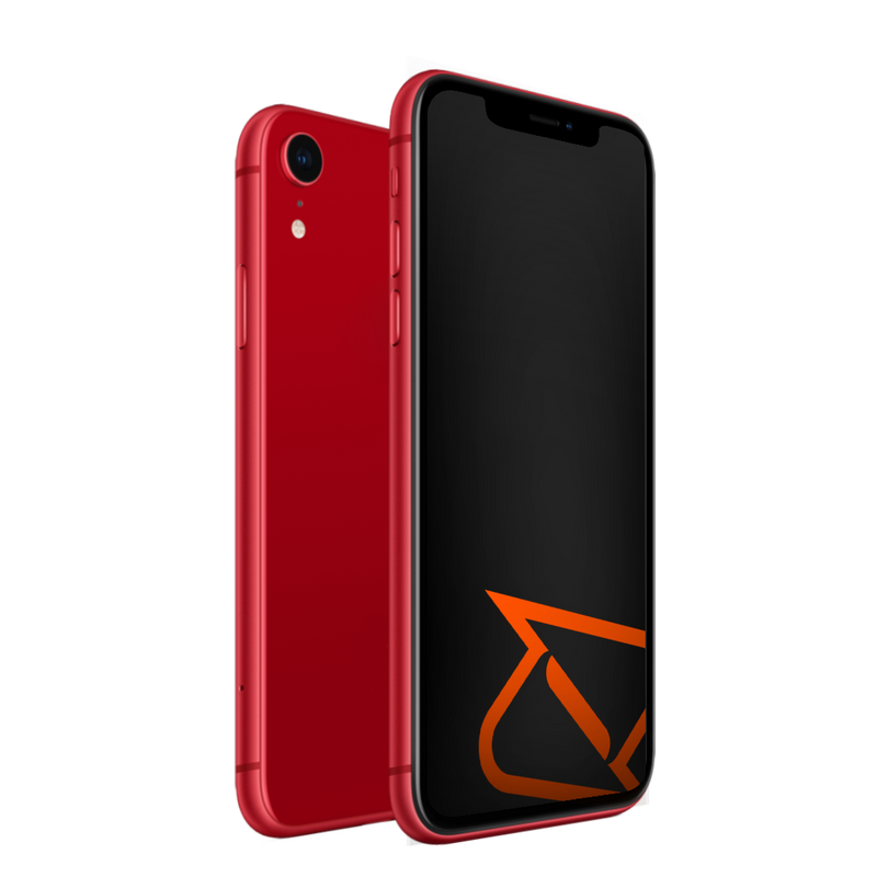 iPhone XR Red Boost Mobile Refurbished Phone