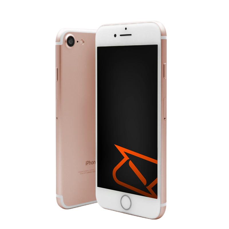 iPhone 7 Rose Boost Mobile Refurbished Phone