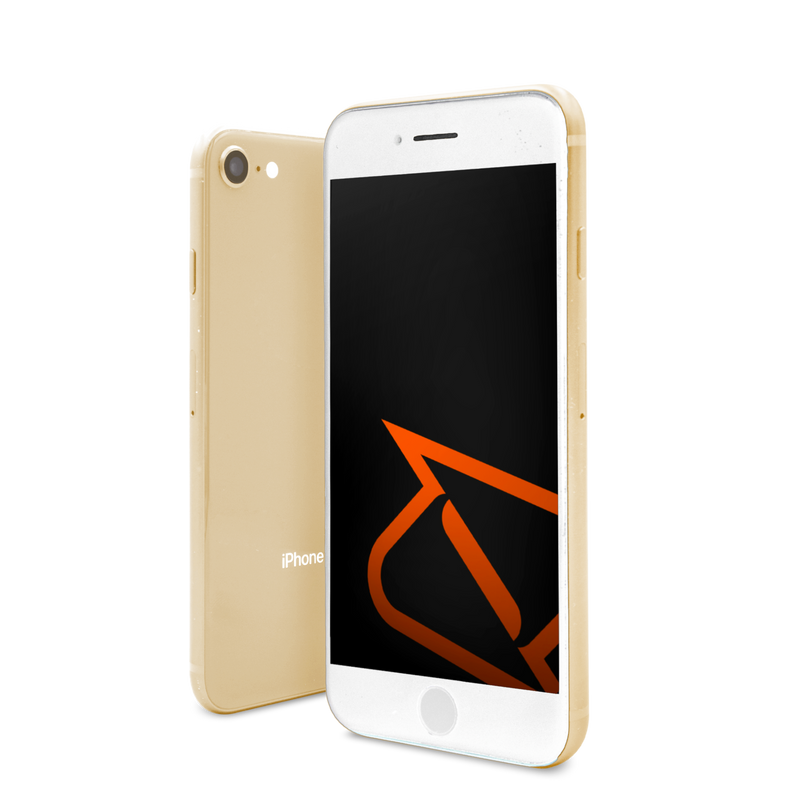 iPhone 8 Gold Boost Mobile Refurbished Phone