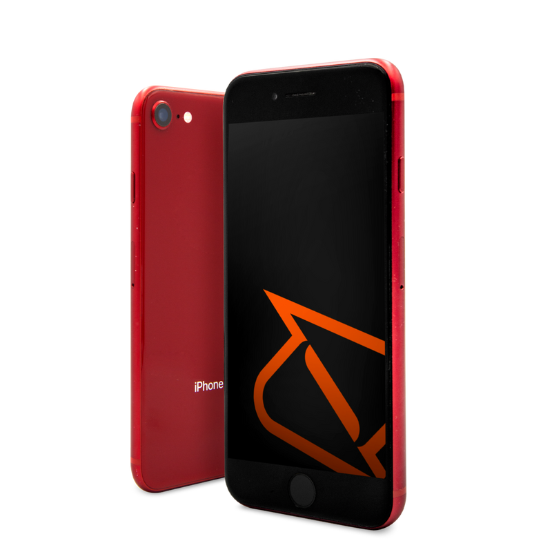 iPhone 8 Red Boost Mobile Refurbished Phone