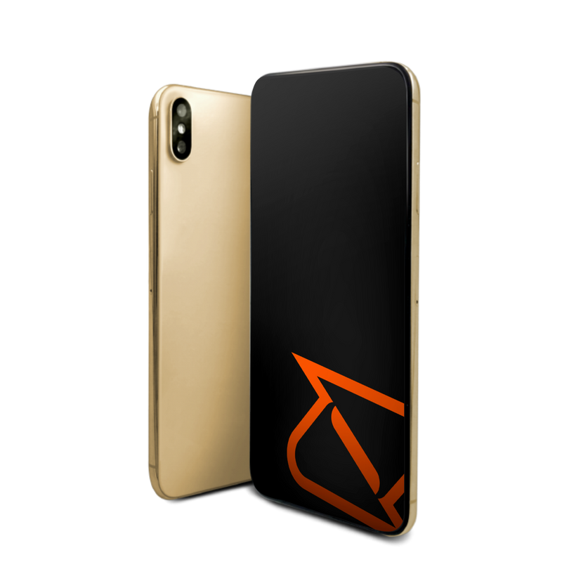 iPhone XS Gold Boost Mobile Refurbished Phone