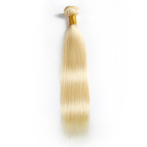 HAIRExecutive Straight Brazilian 100% Unprocessed Raw Virgin Human Hair 613 Blonde