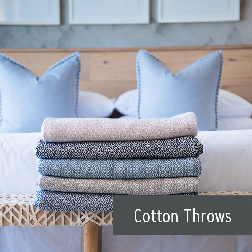 Browse Cotton Throws