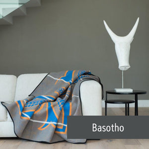 Browse Basotho and Ndebele Blankets