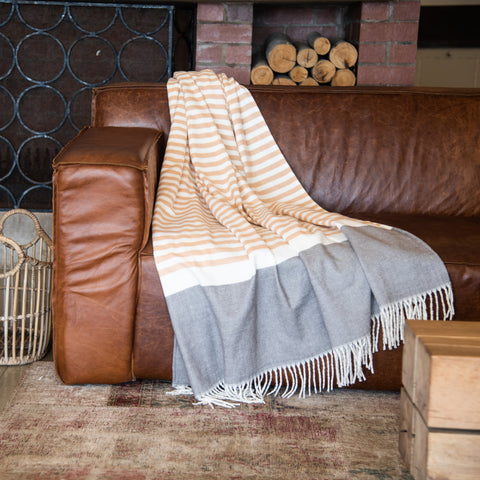 Melody Boulevard Throw
