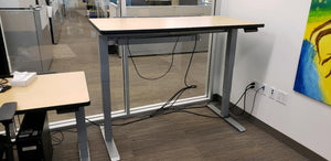 Standing desks by AMQ-In Stock