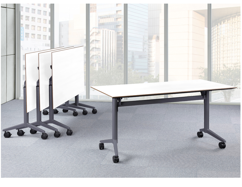 Training Tables Base- flip top