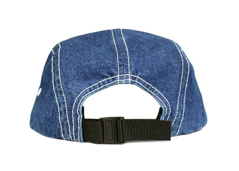 Contrast Stitch Camp Cap
