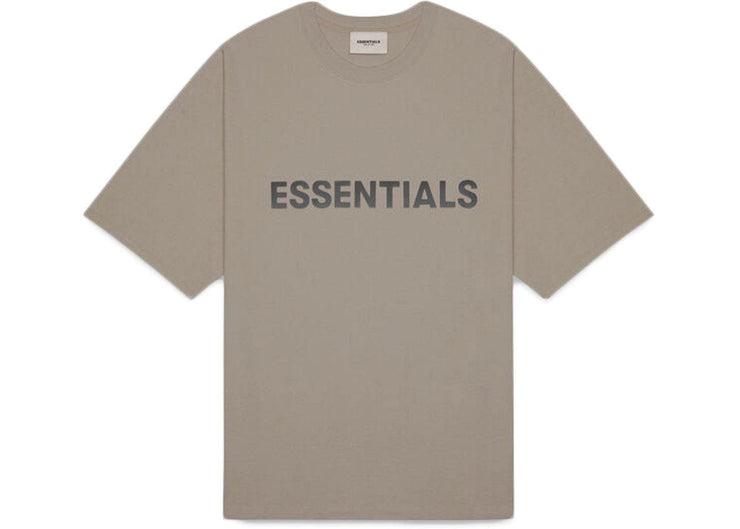 FEAR OF GOD ESSENTIALS Taupe T-SHIRT
