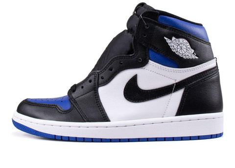 Nike Air Jordan 1 Retro High Royal Toe GS