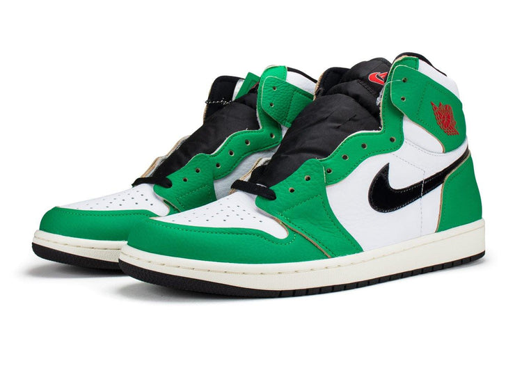 Nike Air Jordan 1 Retro High Lucky Green (W)