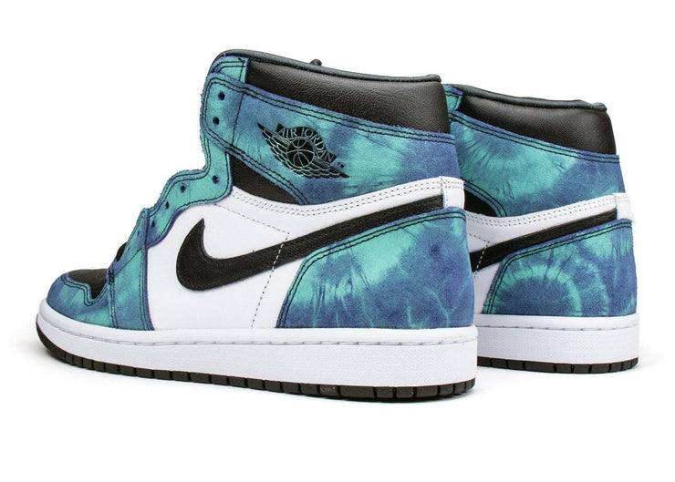 Nike Air Jordan 1 Retro High Tie Dye PS (W)