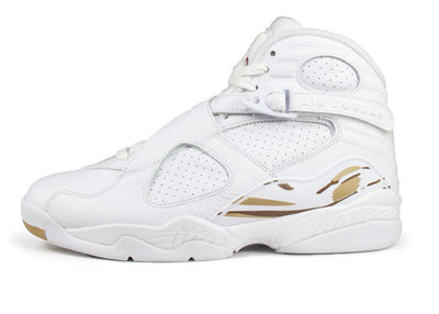 Nike Air Jordan 8 Retro OVO White