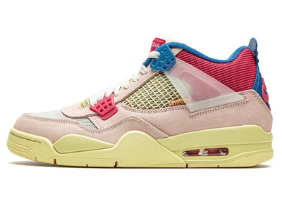 Nike Air Jordan 4 Retro Union Guava Ice