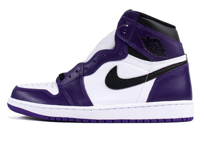 Nike Air Jordan 1 Retro High Court Purple