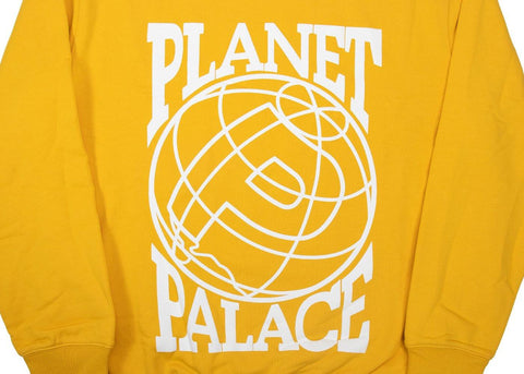 Palace Planet Crewneck Citrus
