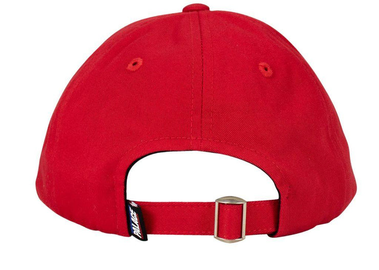 Palace Baiscally A 6-Panel Red
