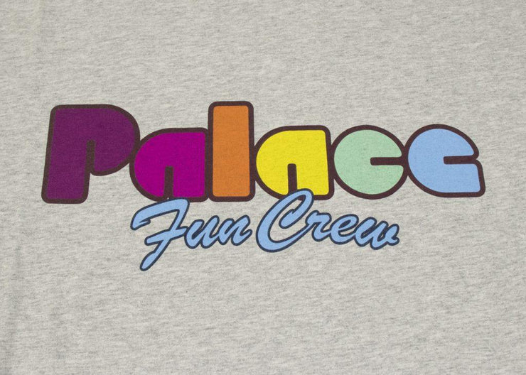 Palace Fun T-Shirt Grey