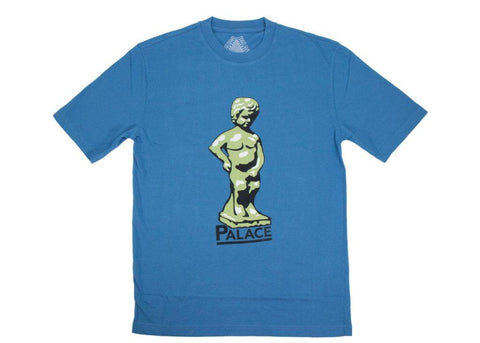 Jimmy Piddle T-Shirt Blue