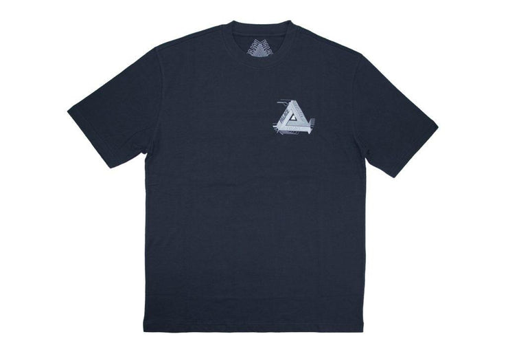 palace surkit t-shirt navy